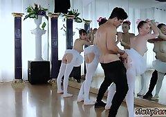 Wife orgy Ballerinas