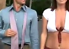 Creampie Surprise For Hot Babe Nikki Anne