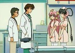 Ejército ejercito joder atado muchacha en hentai vestido