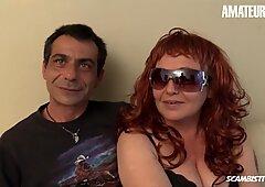 Amaticureuro  - イタリア人人デブ専熟女Margheritaはアエルを服用しています