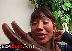 MDDS Hot Asian Whores Ass Gaped and Creampied by Black Bulls IR Orgy