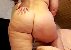 PAWG Debbie Big Booty Butt Nude Move--