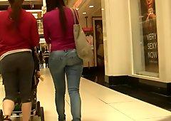 Teen in Jeans 1