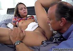 Blonde mom and crony s daughter dad fucks   at sleep over Liza and Glen strike the bases - Liza Rowe