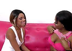 Flacas ébano happy coño date con rellenitas lesbiana novia