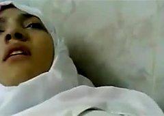 Hijab fuckの美しいアラブ