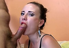 My Favourite Passion Or Cum On Face by Hot Wife Sylvia Chrystall. HD.