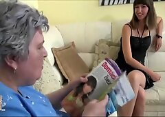 Old Babysitter Great teenager is licking older BBW develop fully