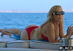 High seas, big dicks, and a thundering pair of titsReport this video