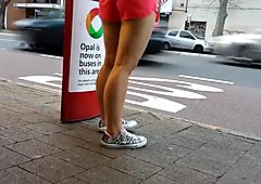 Bare Candid Legs - BCL#014