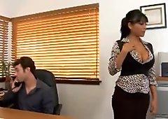 Priya Rai and James Deen
