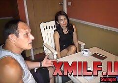 Tadżki Żony Sezja ZDJĘCIOWA prowadzi do 3-Kąta z fotografem XMILF.US