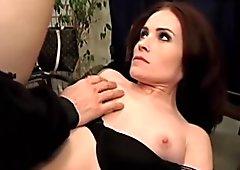 My Secretary Loves The Taste of Cum