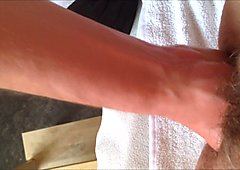 Squirtingwife gets fisted
