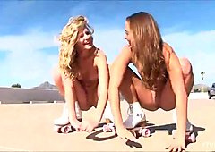 Mary and Scarlet Ftv best friend and college mate