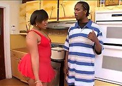 Grandes negros mama culona