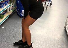 Short legging shopping