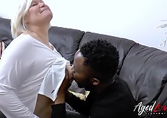 AgedLovE Mature Lacey Starr Hardcore Blowjob