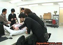 Mature natsumi kitahara in horny part4