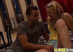 Blondes Love Dick - Bushy Teen Cutie Lexi Belle